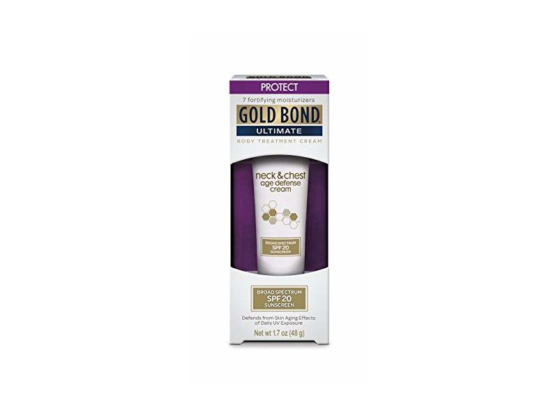 Gold Bond Neck & Chest Age Defense, 1.7 Oz