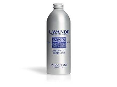L'Occtiane Relaxing & Foaming Lavender Bubble Bath, 16.9 fl oz