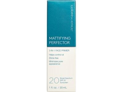 Colorescience Mattifying Perfector Face Primer SPF 20 - Image 4