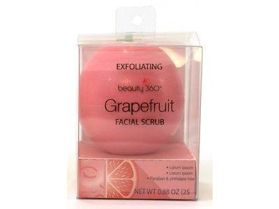 Beauty 360 Exfoliating Grapefruit Facial Scrub