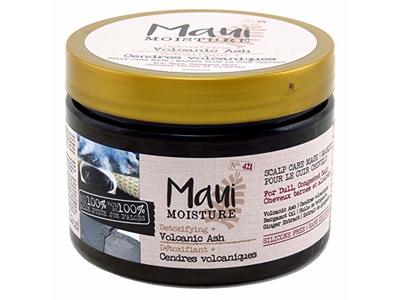 Maui Moisture Scalp Care Mask, Volcanic Ash, 12 oz