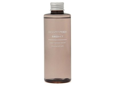 Muji Aging Care Skin Lotion High Moisturizing, 200ml