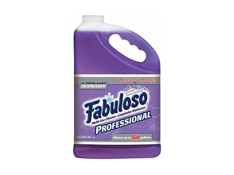 Fabuloso Professional Multi-Use Cleaner, 1Gl