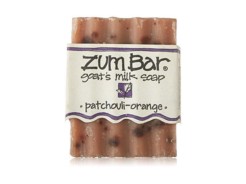 Indigo Wild Zum Bar Soap, Patchouli Orange, 3 oz