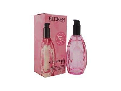 Redken Glow Dry Diamond Style Enhancing Oil, 3.4 Ounce