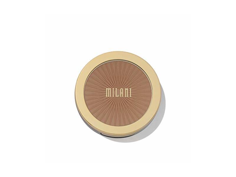 Milani Silky Matte Bronzing Powder, Sun Tan, .14 oz