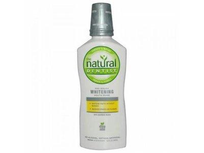 Natural Dentist Rinse Pre-Brush Whitening Mint 16.9 Fz