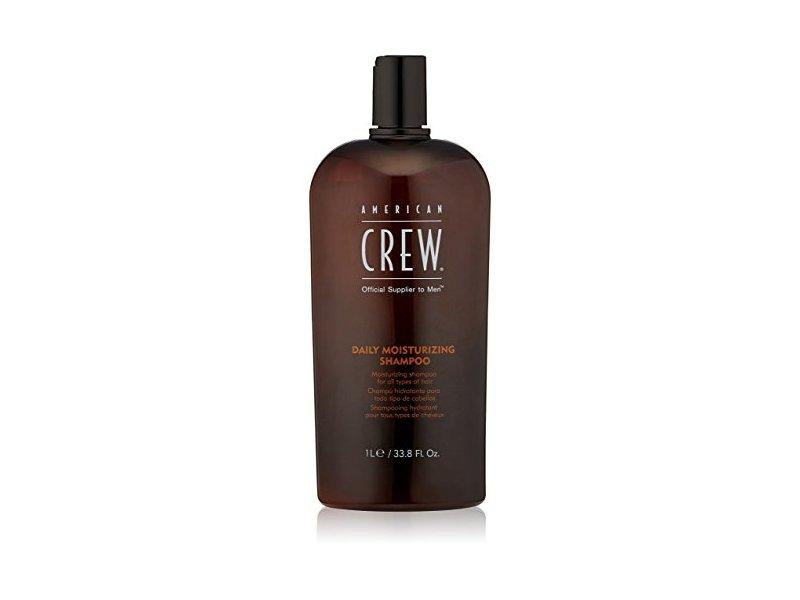 American Crew Daily Moisturizing Shampoo 33.8 oz,