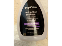 TopCare Nail Polish Remover, Strengthening, 6 fl oz - Image 3