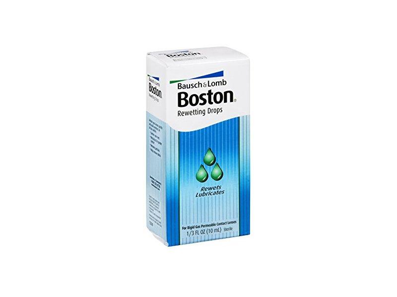 Boston Rewetting Drops, .3 Oz