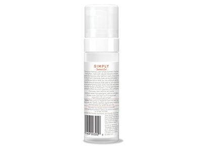 Simply Summer's Eve Gentle Foaming Wash, Mandarin Blossom, 5 Ounce - Image 3