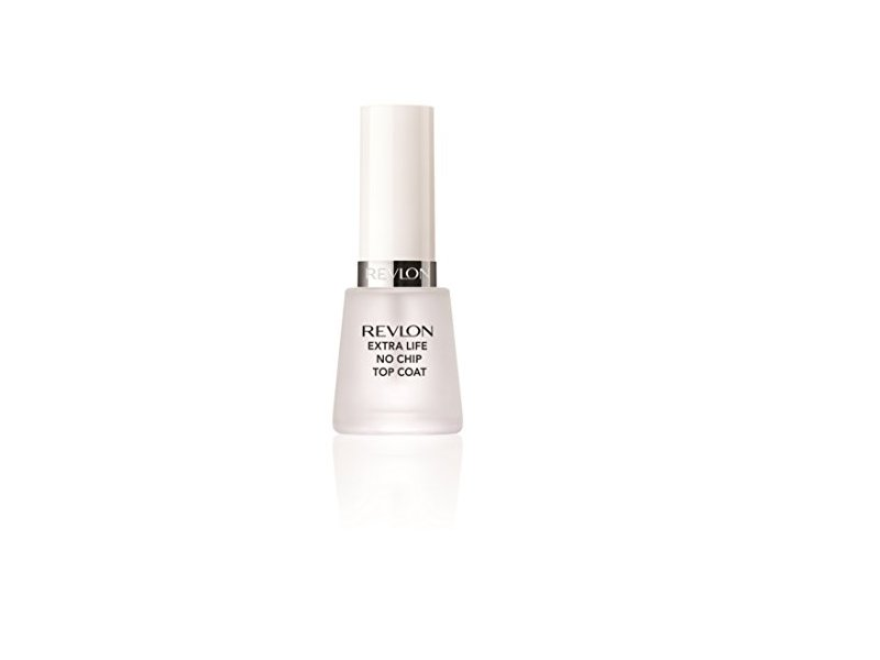 Revlon Extra Life No Chip Top Coat Nail Care, 0.5 Fluid Ounce