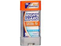 Right Guard Total Defense Power Gel Anti-Perspirant Deodorant, Arctic Refresh, 4-Ounce Tube (Pack of 6) - Image 2