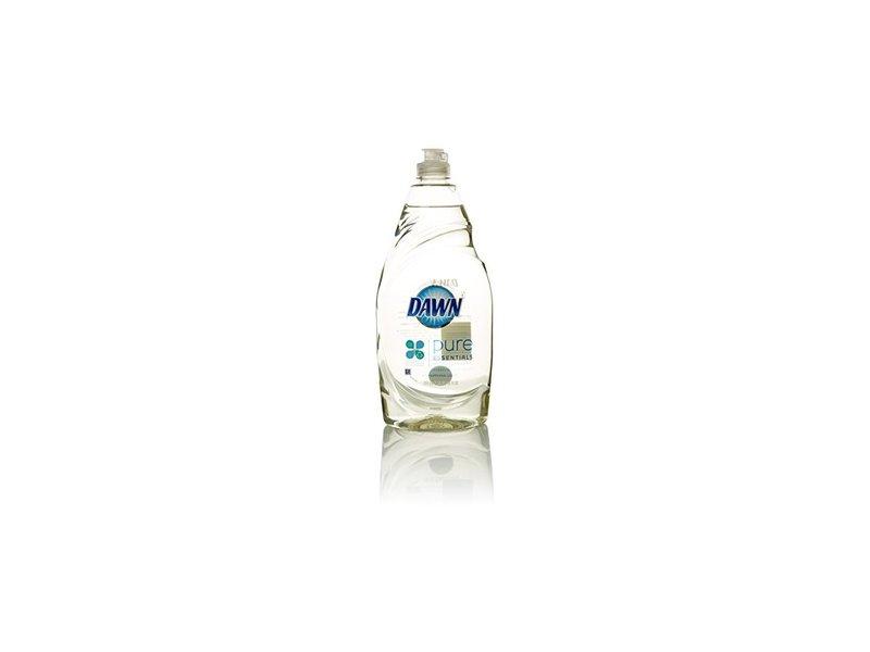 Dawn Ultra Pure Essentials Sparkling Mist Dishwashing Liquid, 24 fl oz