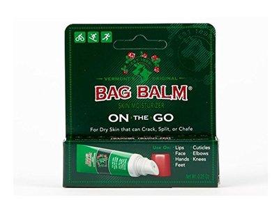 Bag Balm On-the-Go Tube, 0.25 oz Per Tube (9 Tubes)
