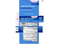 Walgreens Jock Itch Antifungal Cream, 0.53 oz - Image 2