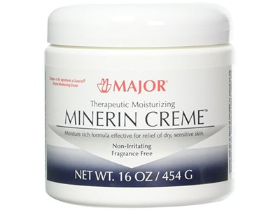 Major Pharmaceuticals Minerin Creme, 16 oz
