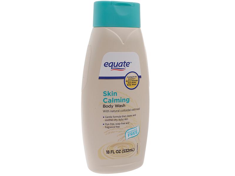 Equate Skin Calming Body Wash, 532 ml