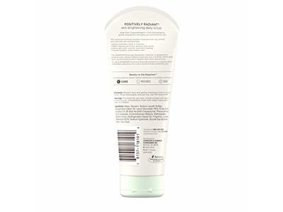Aveeno Positively Radiant Skin Brightening Exfoliating Daily Facial Scrub 7 oz - Image 6