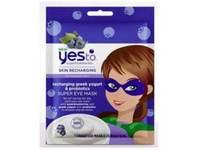 Yes To Superblueberries Recharging Greek Yogurt & Probiotics Super Eye Mask - Single Use - Image 2