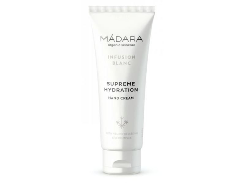 Madara Infusion Blanc Supreme Hydration Hand Cream, 2.5 fl oz