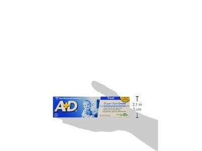 Bayer A&D Zinc Oxide Diaper Cream, 4 OZ (113 g) - Image 7