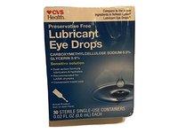 CVS Health Lubricant Eye Drops, 30 count - Image 2