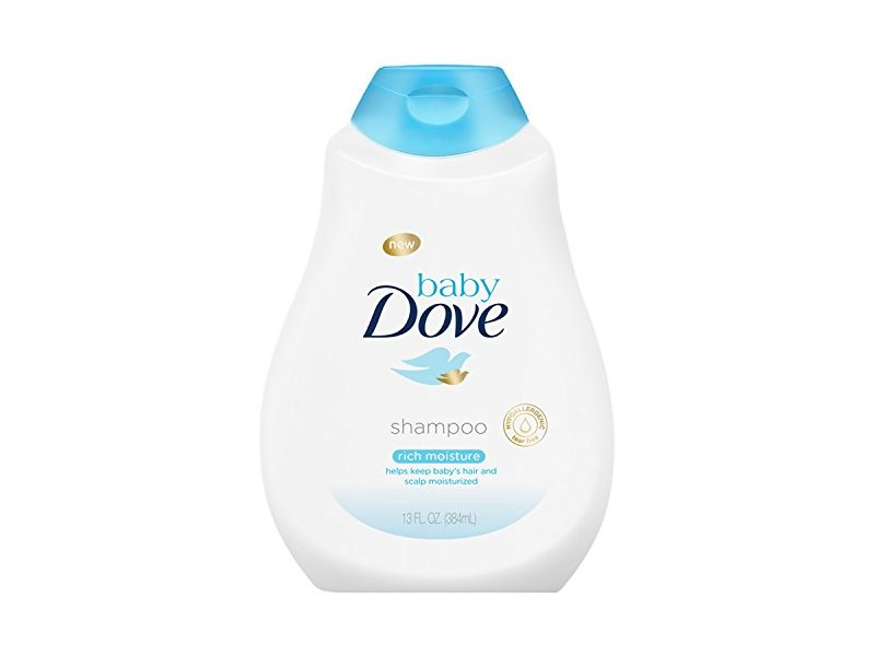 Baby Dove Tear Free Shampoo, Rich Moisture 13 oz
