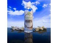 Premium Nature Fractionated Coconut Oil 16 Oz - Image 3