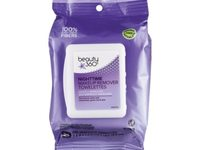Beauty 360 Night-Time Makeup Remover Cleansing Cloths - Image 2