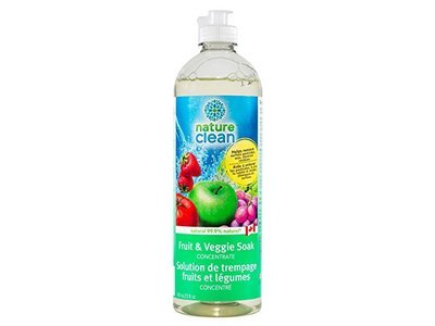 Nature Clean Fruit and Veggie Concentrate, 23 Fluid Ounce - Image 1