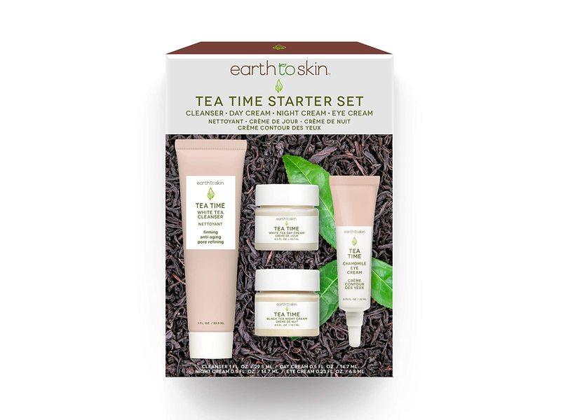 Earth to Skin Tea Time Starter Set