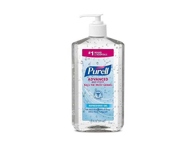 PURELL Advanced Hand Sanitizer Hand Sanitizer Gel, 20 fl oz
