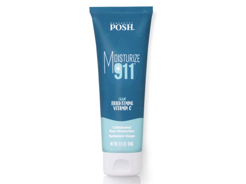 Perfectly Posh Moisturize 911 Caffeinated Face Moisturizer