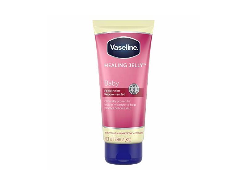 Vaseline Healing Jelly Petroleum, 2.89 oz