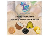 Diva Stuff Crepey Skin Cream For Body and Face - Green Tea - Image 7
