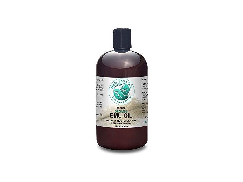 Bella Terra Oils Emu Oil, 16 oz