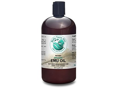 Bella Terra Oils Emu Oil, 16 oz