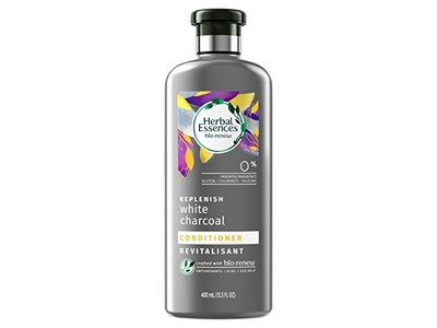 Herbal Essences Replenish Conditioner, White Charcoal, 13.5 fl oz - Image 1