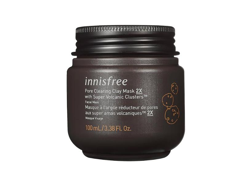 Innisfree Pore Clearing Clay Mask, 3.38 fl oz/100 mL