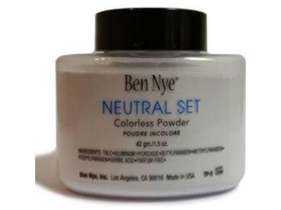Ben Nye Neutral Set Colorless Powder, 1.5 oz