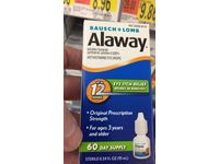 Bausch & Lomb Alaway Eye Itch Relief, 0.34 oz - Image 3
