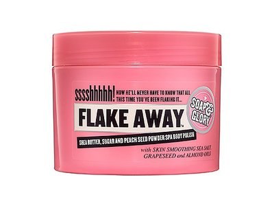 Soap & Glory Flake Away(TM) Body Polish, 10.1 oz