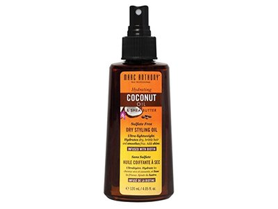 Marc Anthony Coconut Oil Dry Styling Oil, 4.05oz