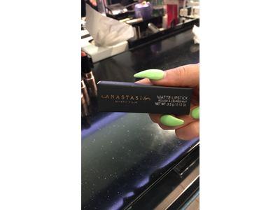 Anastasia Beverly Hills - Matte Lipstick - Soft Pink - Blushing Pink - Image 3