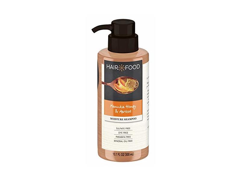 Hair Food Shampoo Manuka Honey & Apricot 10.1 Ounce (300ml) (3 Pack)