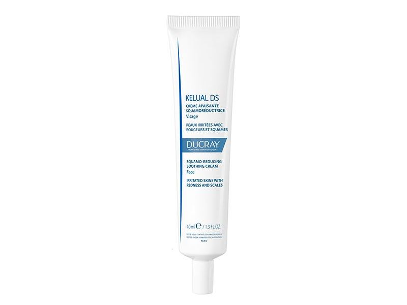 Ducray Kelual DS Soothing Face Cream, 40 ml