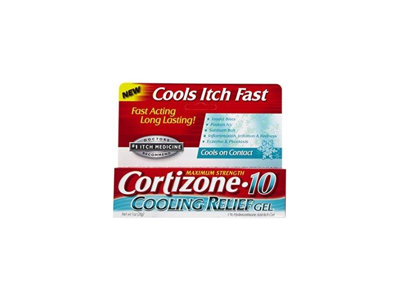 Cortizone-10 Cooling Relief Anti-Itch Gel, 1 oz