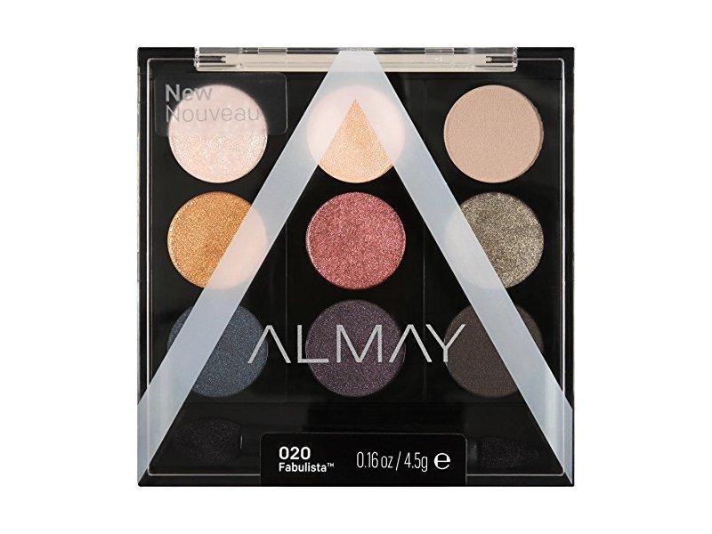 Almay Palette Pops, Fabulista