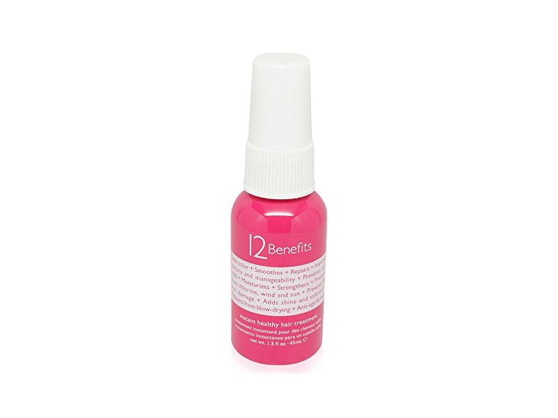 12 Benefits Instant Healthy Hair Treatment, 1.5 oz